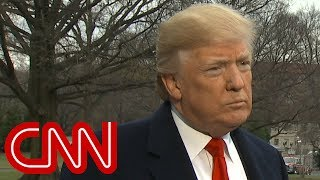 Trump on Michael Flynn pardon: Let's see - CNN