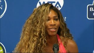 Serena Williams Talks About Medical Scare - ABCNEWS