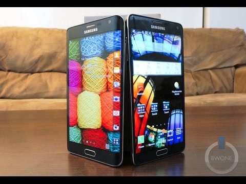 Galaxy Note 4 & Note Edge: The Best Phablets In The Market
