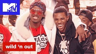 A Boogie Wit Da Hoodie & Don Q Get Roasted | Wild 'N Out | #Wildstyle - MTV