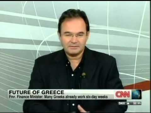 Συνέντευξη Γ. Παπακωνσταντίνου στο CNN