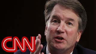 Report: New woman comes out against Kavanaugh - CNN