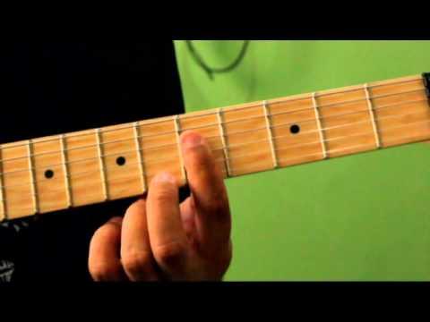 Deus da minha vida Thalles - Video Aula Guitarra Base