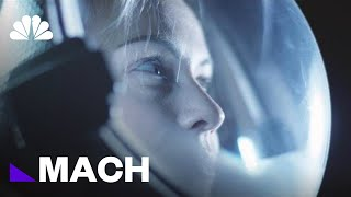 Can A Virtual Reality Game Help Astronauts Cope With The Journey To Mars? | Mach | NBC News - NBCNEWS