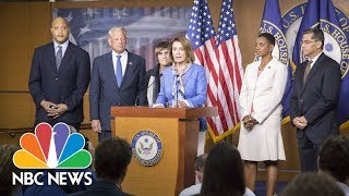 Watch Live: House Democrats hold presser on immigration talks - NBCNEWS