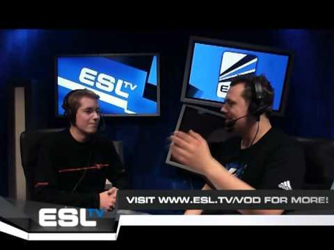 Mousesports' Alex zu Gast bei ESLTV - Interview 3/3