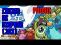 Codigo de Club Penguin: Disfraz de Monsters University (JOX) - Club Penguin (Las Sustolimpiadas)