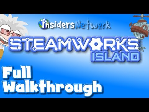 ★ Poptropica Steamworks Full Walkthrough ★