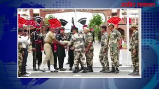 video : पाकिस्तान रेंजर्स ने आजादी दिवस पर बीएसएफ को मिठाई देकर अपनी खुशी में किया शामिल