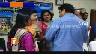Minister KTR Upset On Warangal Collector Amrapali Over Pending Works | iNews - INEWS