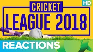 Bollywood Cheers for Cricket League 2018 - EROSENTERTAINMENT