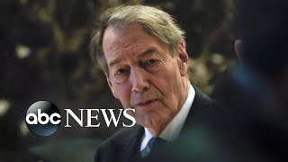 CBS suspends Charlie Rose amid sexual misconduct allegations - ABCNEWS