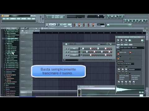 FL Studio Tutorial - Corso base - Lezione 1 ( ITA ) HD