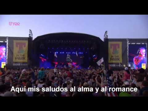 The Killers - Human (subtitulado) T In The Park 13