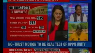 Parliament monsoon session day 2; government has comfortable majority with 315 - NEWSXLIVE