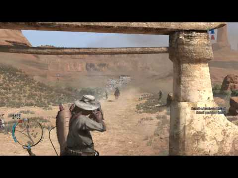 Red Dead Redemption - Multiplayer (Competitive)