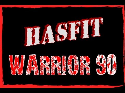 Warrior 90 Workout Routine –