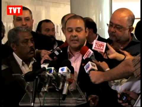 Centrais sindicais se reúnem com Dilma para reforçar pauta dos trabalhadores