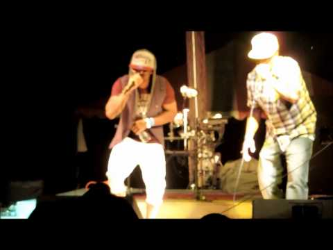 WOSSIE - {PT.4 LIVE} DALLAS REGGAE FEST 2012 - SEPTEMBER 2012