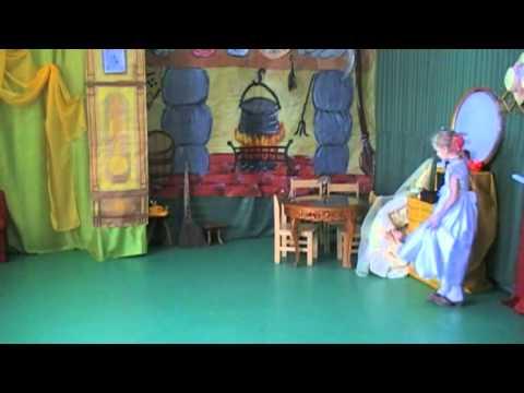 Przedstawienie Kopciuszek - Cinderella