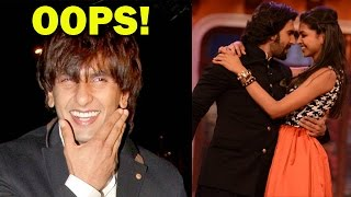 Ranveer Singh surprised by Kapil Sharma's act in his show! | Bollywood News