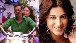 Bollywood News in 1 minute - 21/08/2014 - Kareena Kapoor, Ajay Devgan, Shruti Hassan