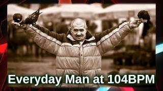 Royalty Free :Everyday Man at 104BPM