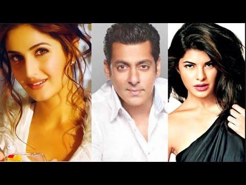 Salman Khan hates 'Fan Wars' mp4,  Jacqueline Fernandez compared to Katrina Kaif