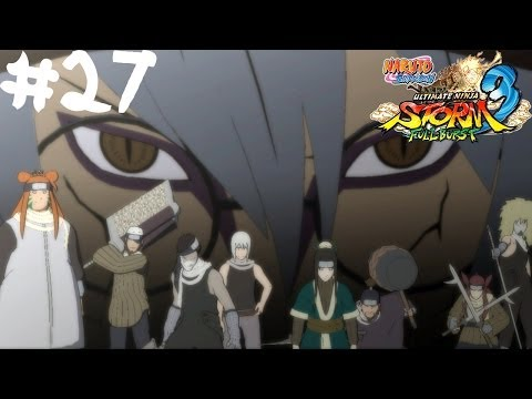 Naruto Storm 3 FULL BURST (PC) Gameplay Walkthrough #27 -The Copy Ninja