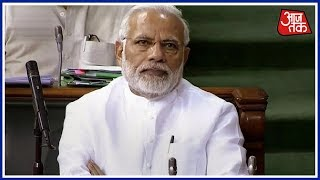 PM Modi Faces No-Confidence Motion Test Ahead Of 2019 Elections - AAJTAKTV