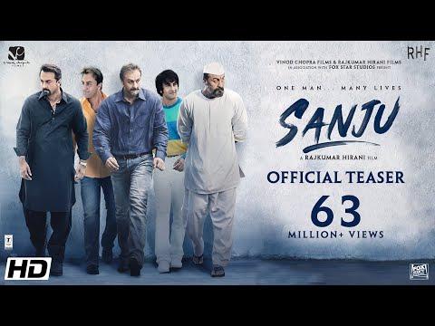 <p>रणबीर की फिल्म SANJU का टीजर जारी, कुछ ही मिनट में वायरल</p>