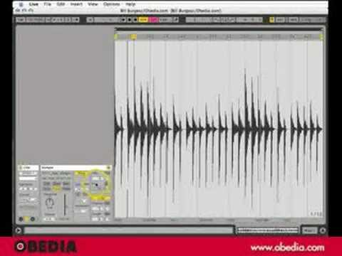 How to use Ableton Live-Warp Markers Part 2
