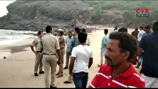 Seven Students Drown At Visakhapatnam Beach | CVR News - CVRNEWSOFFICIAL