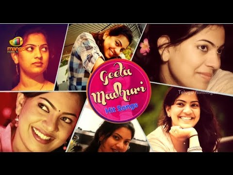 Singer Geetha Madhuri Best Songs - Juke Box