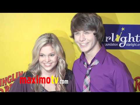 Olivia Holt &amp; Evan Hofer at Ringling Bros. and Barnum &amp; Bailey &quot;Fully Charged&quot; Premiere