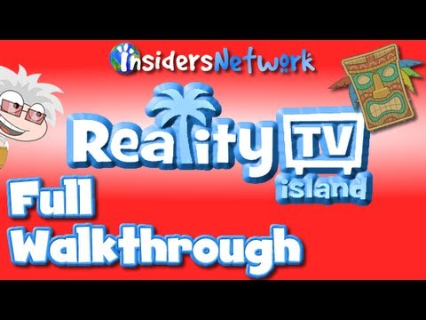  Poptropica Reality TV Island Full Walkthrough 
