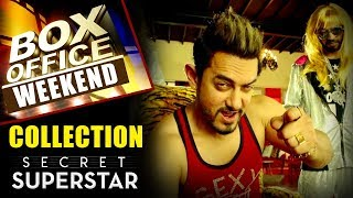 Aamir Khan's Secret Superstar Has Collected...  Weekend Box Office Collection - HUNGAMA