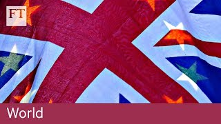 What the EU no-deal negotiations mean for Brexit - FINANCIALTIMESVIDEOS