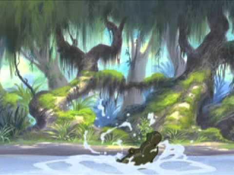 Legenda Tarzana - Tarzan kontra krokodyl. Oglądaj w Disney XD!