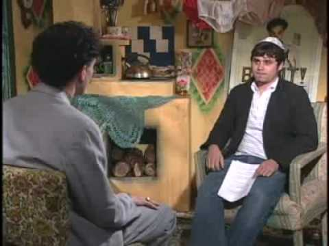 Borat interview interviewer is jew