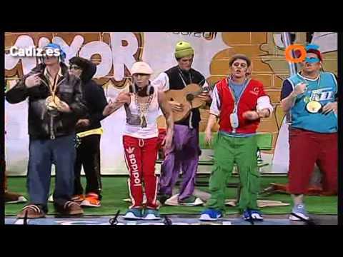 La agrupación Los shuntenticos chunguitos llega al COAC 2014 en la modalidad de Chirigotas. En años anteriores (2013) concursaron en el Teatro Falla como Los que salieron huyendo por la que está cayendo, consiguiendo una clasificación en el concurso de Cuartos de final.