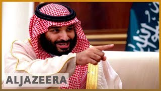 🇸🇦 Saudi Crown Prince in the spotlight after #Khashoggi 'murder' | Al Jazeera English - ALJAZEERAENGLISH