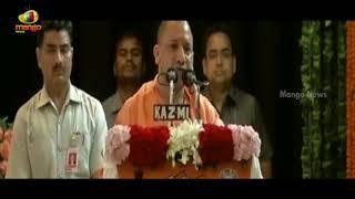 Reason Behind Gorakhpur Tragedy Is Open Defecation, says CM Yogi Adityanath | Mango News - MANGONEWS