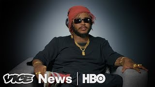 Thundercat's New Music Corner Ep. 3: VICE News Tonight (HBO) - VICENEWS