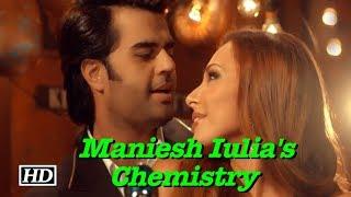 Maniesh Paul on SIZZLING Chemistry with Iulia Vantur - IANSINDIA
