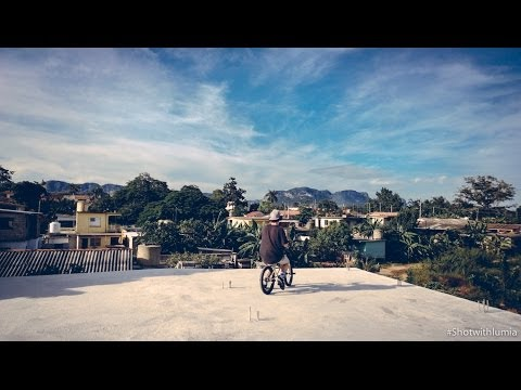 BMX | SIMONE BARRACO IN CUBA | #NOKIAPUREVIEWS