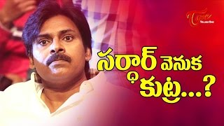 What 's the Reason Behind Fire Accident on Sardaar Sets ? - TELUGUONE