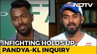 E-Mails Fly In Huge Cricket Panel Rift Over Hardik Pandya-KL Rahul Probe - NDTV