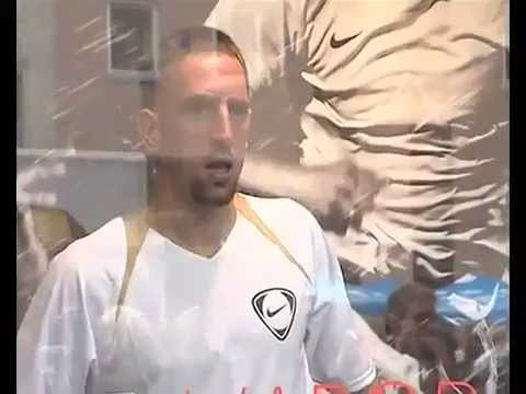 Ribery and hidden camera 24/5/2013