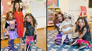 Vishnu Manchu Kids Halloween Party Photos - RAJSHRITELUGU